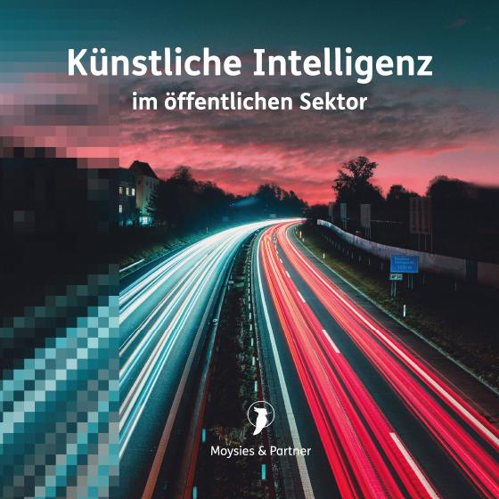 Vorschaubild Kompendium Künstliche Intelligenz im öffentlichen Sektor